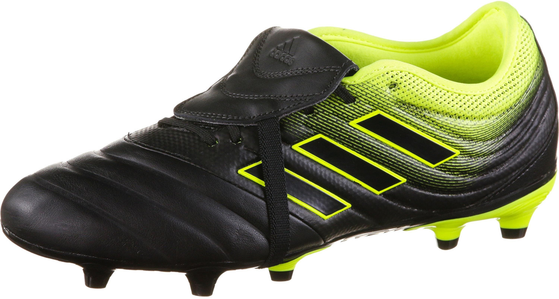 Adidas Copa Gloro 19.2 FG Men Core Black / Core Black / Solar Yellow