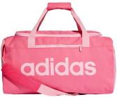 6f7e2f12ed415 Adidas Linear Core Duffel Bag S semi solar pink true pink true pink