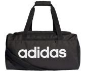115b894732cc4 Adidas Linear Core Duffel Bag S black black white