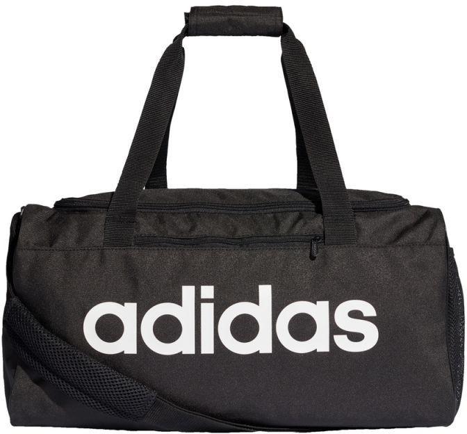 adidas Linear Core Duffel Sporttasche M schwarzweiß, 23,84 €