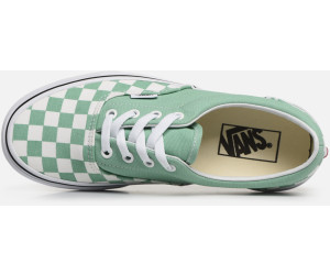 Vans UA Era Sneakers Checkerboard Neptune Green