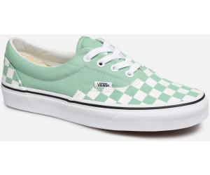 Vans Era Checkboard Neptune GreenTrue White ab 39,99