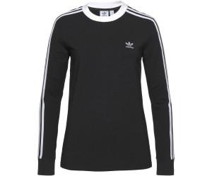 Adidas Damen 3 Streifen Longsleeve black (DV2608) ab 27,90