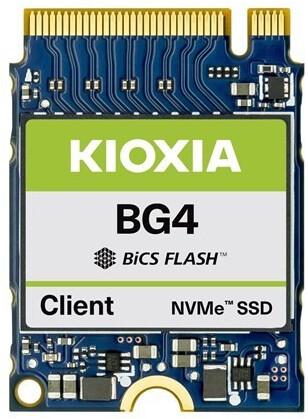 Image of Kioxia BG4 M.2