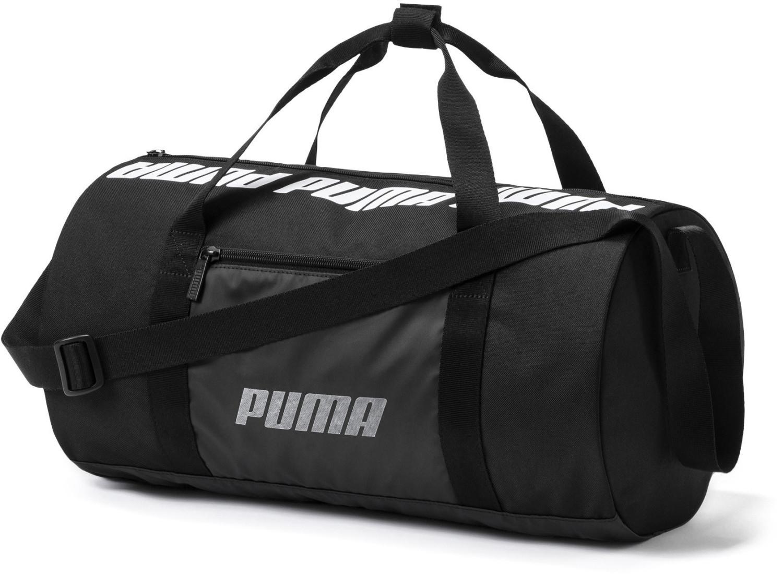 Puma Core Barrel Duffel Bag (075704) black