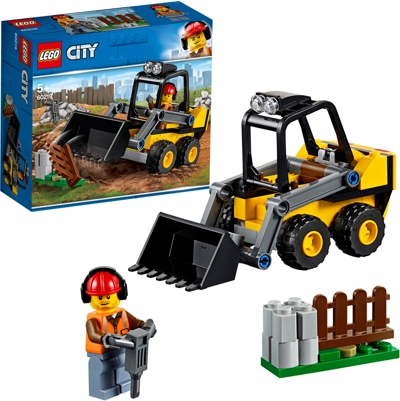 LEGO City - La chargeuse (60219)
