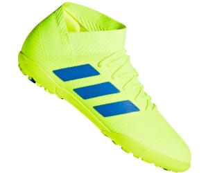 adidas Nemeziz 18.3 FG Fußballschuhe Herren solar yellow football blue active red