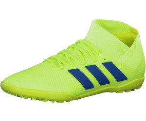 fc5aaeab4 Buy Adidas Nemeziz Tango 18.3 TF Youth Solar Yellow   Football Blue ...