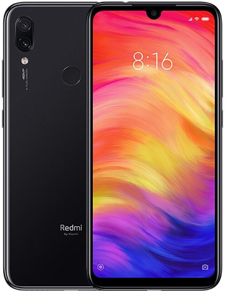Image of Xiaomi Redmi Note 7 4GB 64GB Black