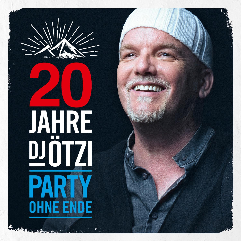 DJ Ötzi - 20 Jahre DJ Ötzi - Party ohne Ende (CD)