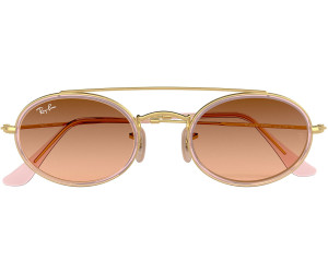 Ray Ban Oval Double Bridge RB3847N 9125A5 ab € 94,49