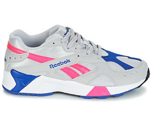 Reebok Aztrek we-skull grey acid pink coll royal white blk. Reebok Aztrek 25d3ad090