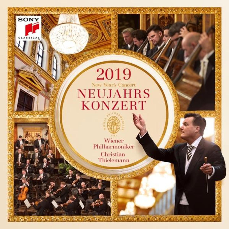 Wiener Philharmoniker - Neujahrskonzert 2019 (CD)
