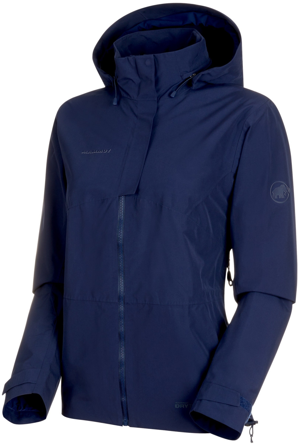 Mammut Trovat Hardshell-Jacket Hooded Women (1010-26800) peacoat