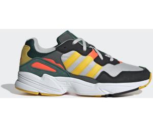 Adidas Yung 96 grey onebold goldsolar red ab 54,50