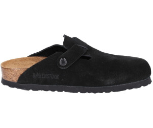29c9519ac21e Birkenstock Boston suede leather black ab 49