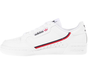 adidas Originals Schuh Continental 80 Ftwr WhiteScarlet