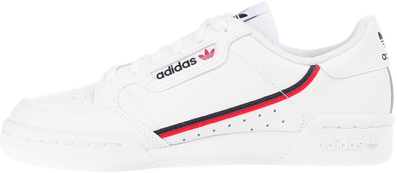 Adidas Continental 80 K ftwr white/scarlet/collegiate navy