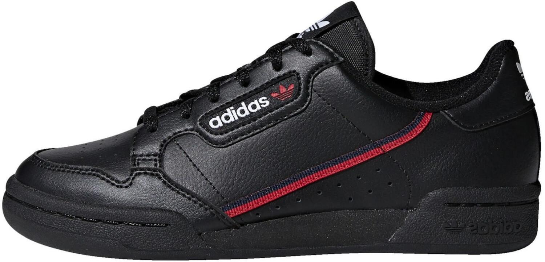 Adidas Continental 80 K core black/scarlet/collegiate navy