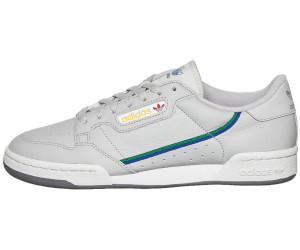 a002c3a1bbe3 Buy Adidas Continental 80 grey two/grey one/scarlet from £50.00 ...