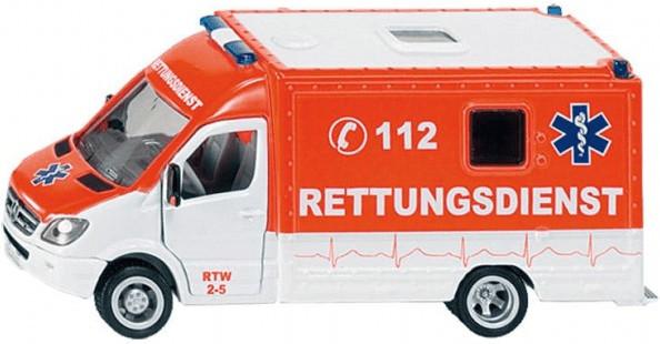 Siku Rettungswagen (2108)