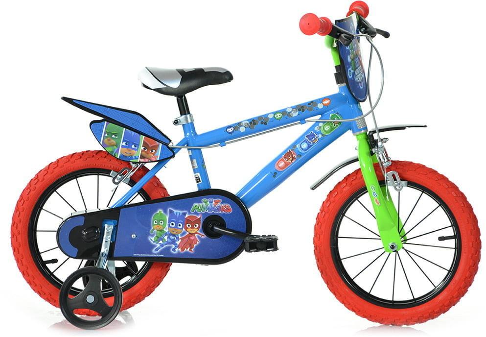 """Dino Bikes PJMasks 14"""""""