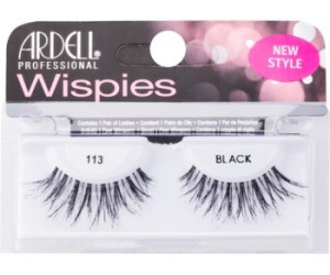 eca61b1b94e Buy Ardell Wispies Glamour Lashes 113 - Black from £3.90 – Best ...