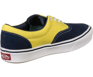 Buy Vans ComfyCush Era Dress Blue Yellow from £48.55 – Best Deals on ... 0a591ac715e4