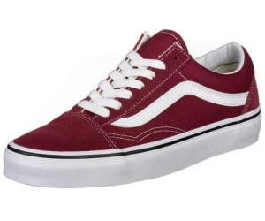 6e1e52dcef518 Buy Vans Old Skool Rumba Red/True White from £54.99 (Today) - Best ...