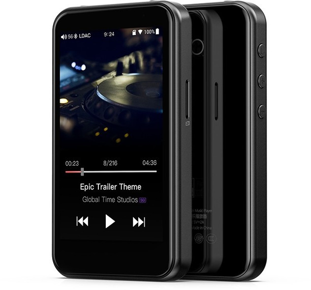 Image of FiiO M6 black