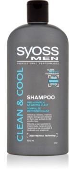 syoss Men Clean & Cool Shampoo (500 ml)