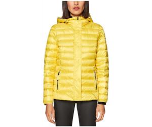 Esprit Leichte Daunenjacke mit Kapuze yellow (128EE1G009 750