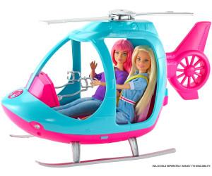 Barbie Reise Hubschrauber, Barbie Helikopter, Barbie Zubehör