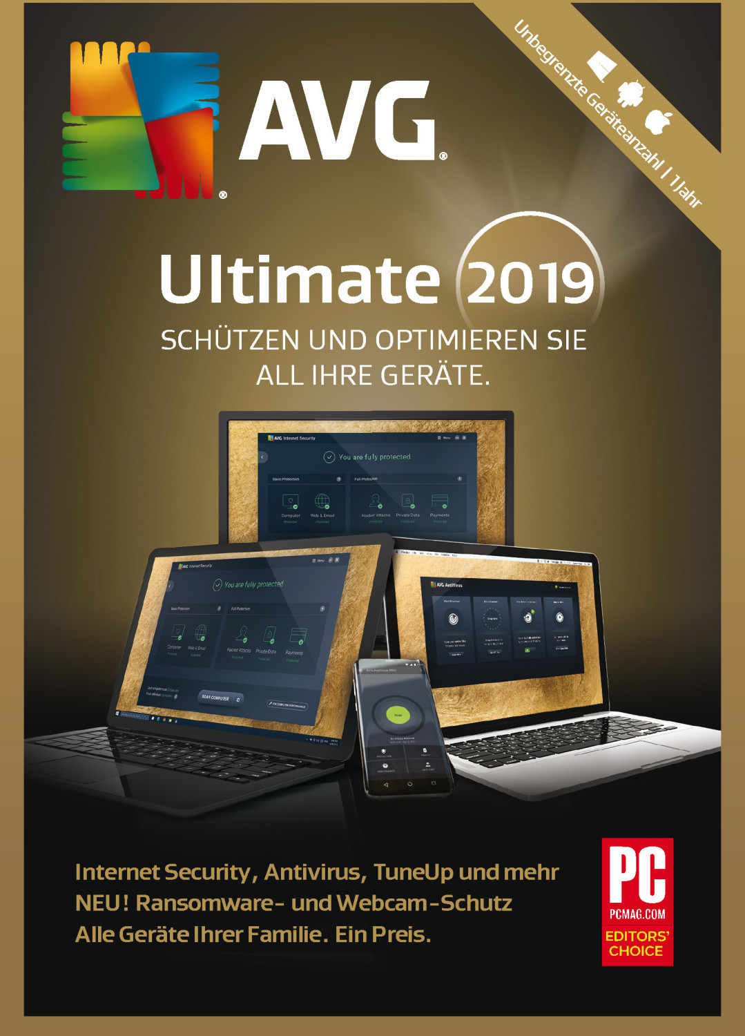 Image of AVG Ultimate 2019