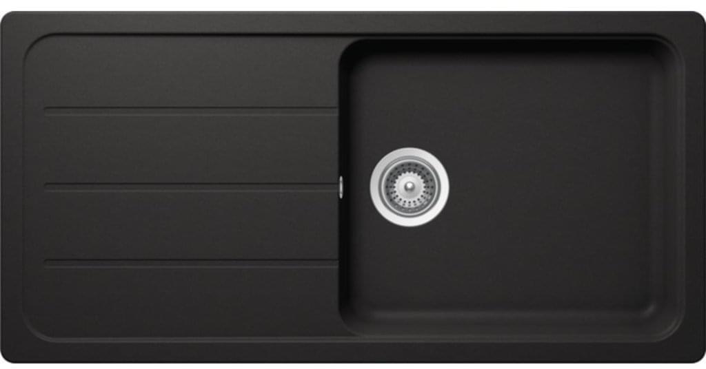 Schock Formhaus D-100 L U nero