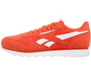 best service 08f7d f6bbc Buy Reebok Classic Leather orange/white from £61.29 – Best ...