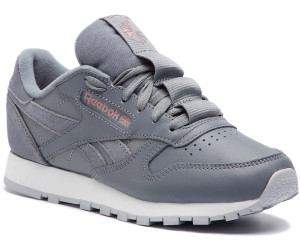 kinder Original kaufen wähle spätestens Reebok Classic Leather cold grey/smoky rose/white ab 69,97 ...