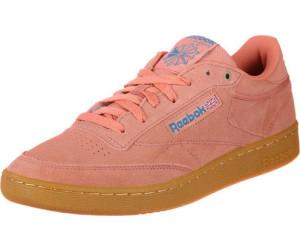 aeb2b11801519 Buy Reebok Club C 85 Dirty Apricot Teal Gum from £39.99 – Best Deals ...