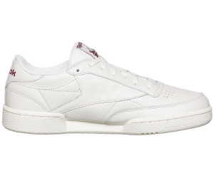 Buy Reebok Club C 85 chalk meteor red from £44.84 – Compare Prices ... 048c6f18e
