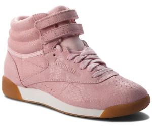 fe846415d3262 Reebok Freestyle Hi exotics-practical pink chalk ab 49