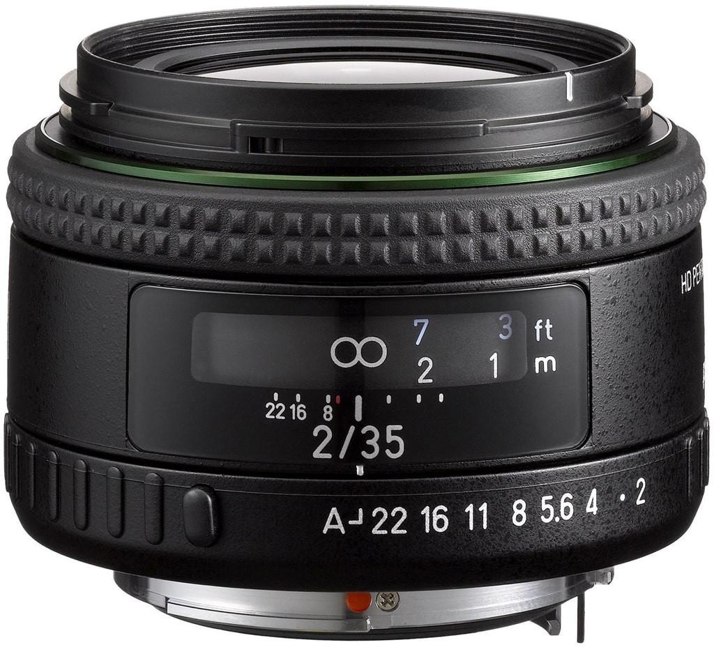 Pentax HD Pentax-FA 35 mm f2 AL