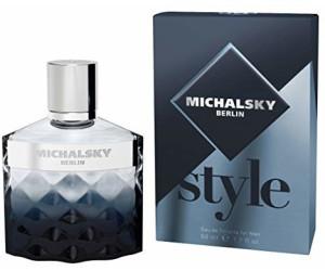 Michalsky Berlin Style Men Eau de Toilette (50ml) ab 11,96 ...