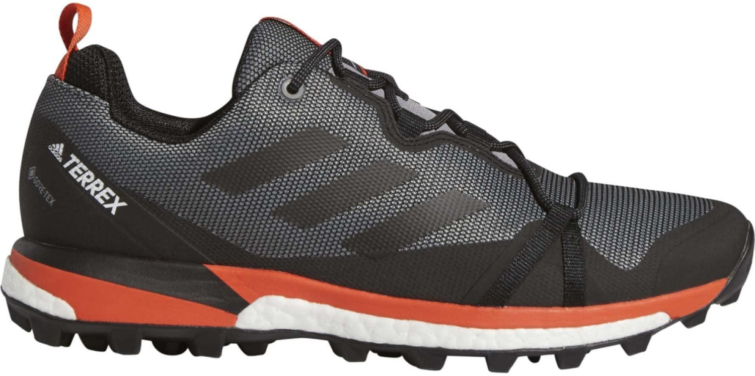 Image of Adidas TERREX Skychaser LT GTX Men Grey Three / Core Black / Active Orange