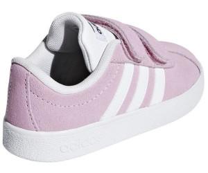 adidas , Mädchen Sneaker Trace BlueShock PinkLight Granite
