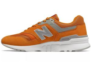 997h new balance homme orange