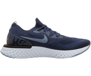 Nike Epic React Flyknit College Navy Diffused Blue Football