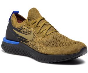 b2a67657d3 Nike Epic React Flyknit Olive Flak Black Hyper Royal a € 98,00 ...