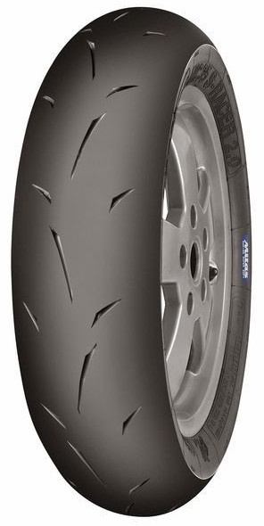 Mitas MC35 S-Racer 2.0 100/90-10 TL 56P Rear Medium Front