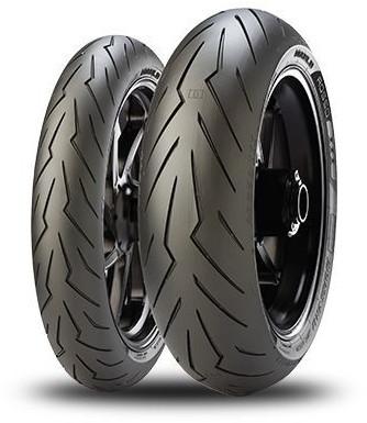 Pirelli Diablo Rosso III 240/45 R17 TL 82W Rear M/C