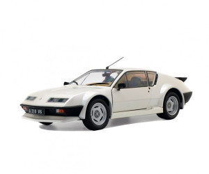 Renault Alpine A310 Pack GT rot Modellauto 1:18 Solido